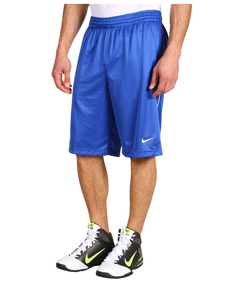 Nike - New Layup Short (Varsity Royal/Varsity Royal/White/White) Men's Shorts