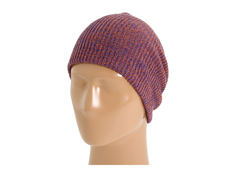Neff - Daily Heather Beanie (Orange/Blue) Beanies