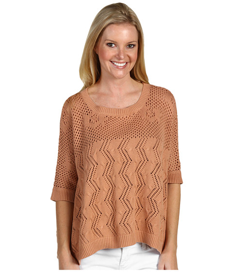 Brigitte Bailey - Ashleigh Sweater (Cedar) Women's Sweater