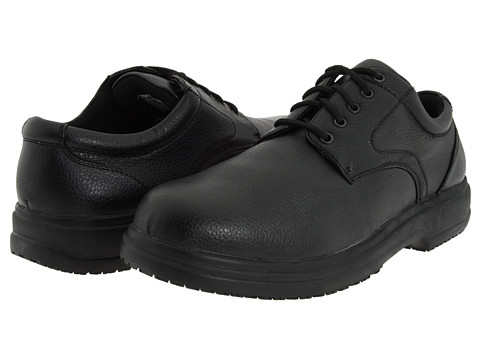 Deer Stags - Service (Black) Men's Lace up casual Shoes