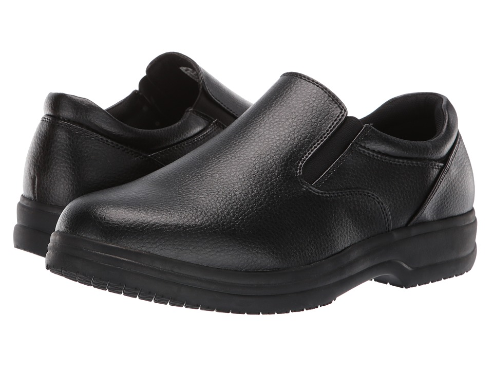 Deer Stags - Manager (Black) Men's Slip on Shoes