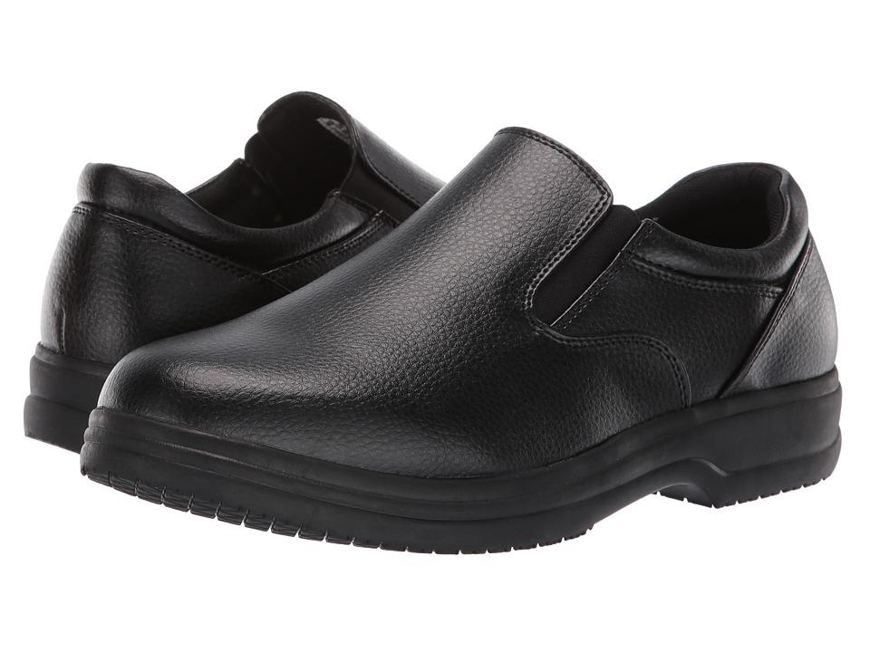 Deer Stags - Manager (Black) Men's Slip on Shoes