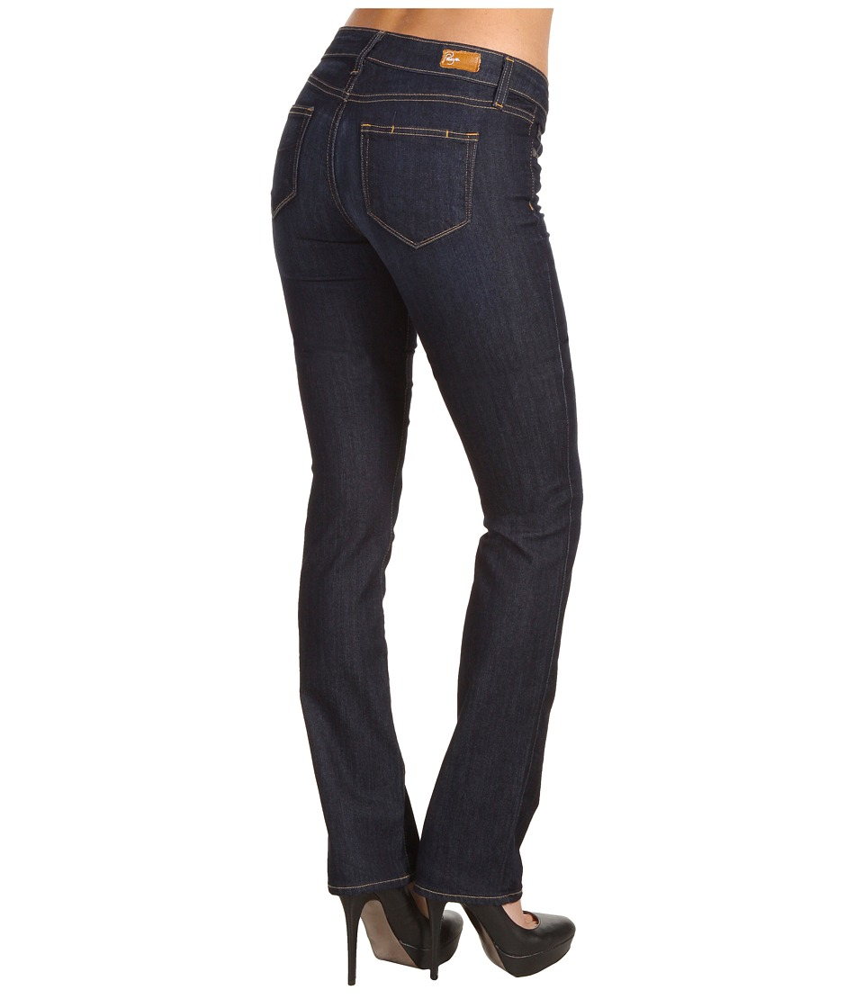 Paige - Skyline Straight in Stream (Stream) Women's Jeans