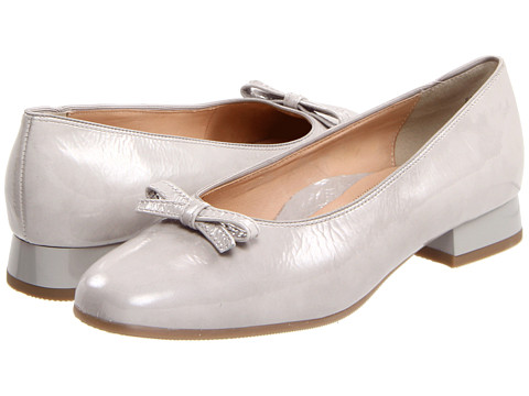 ara - Blake (Light Grey Patent Leather) Women