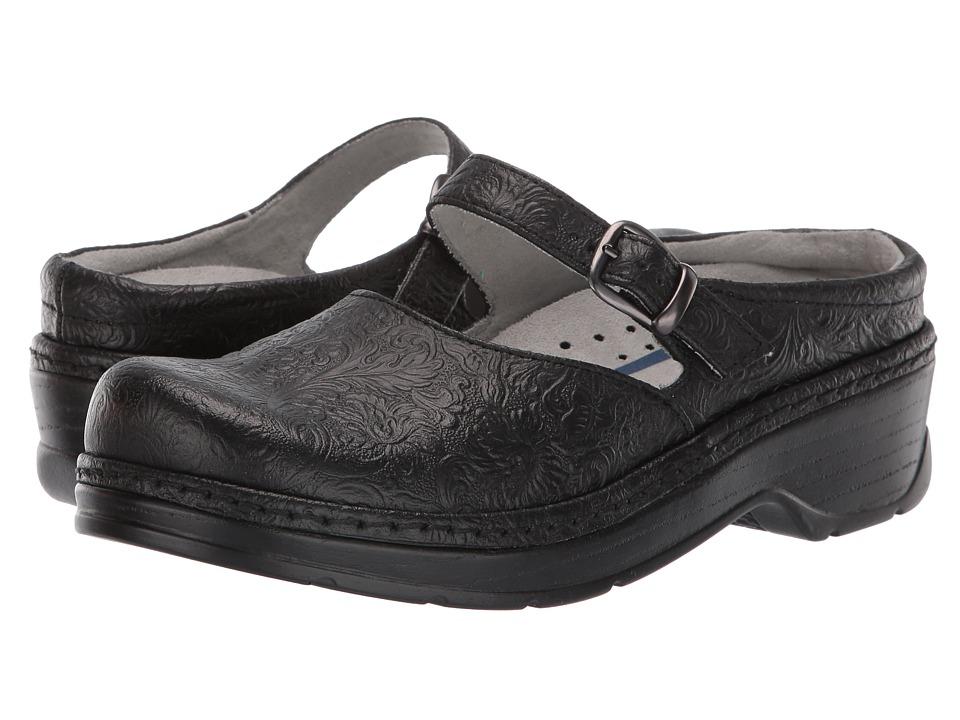 Klogs Footwear Cali (Black Tooled) Women