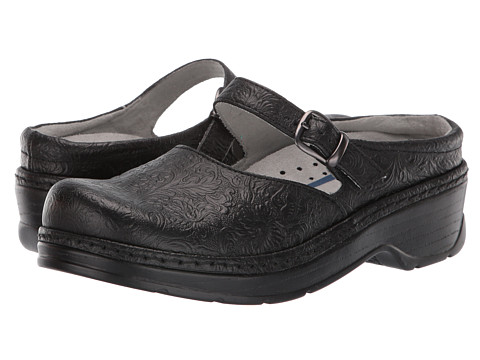 Klogs - Cali (Black Tooled) Women