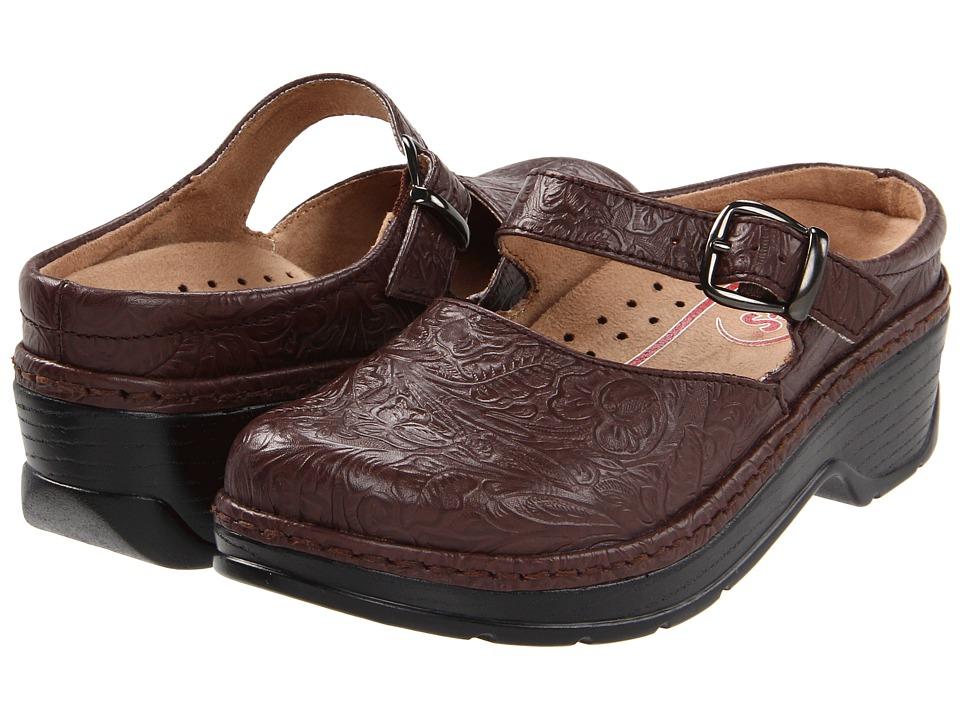 Klogs Footwear Cali (COFFEE TOOLED) Women