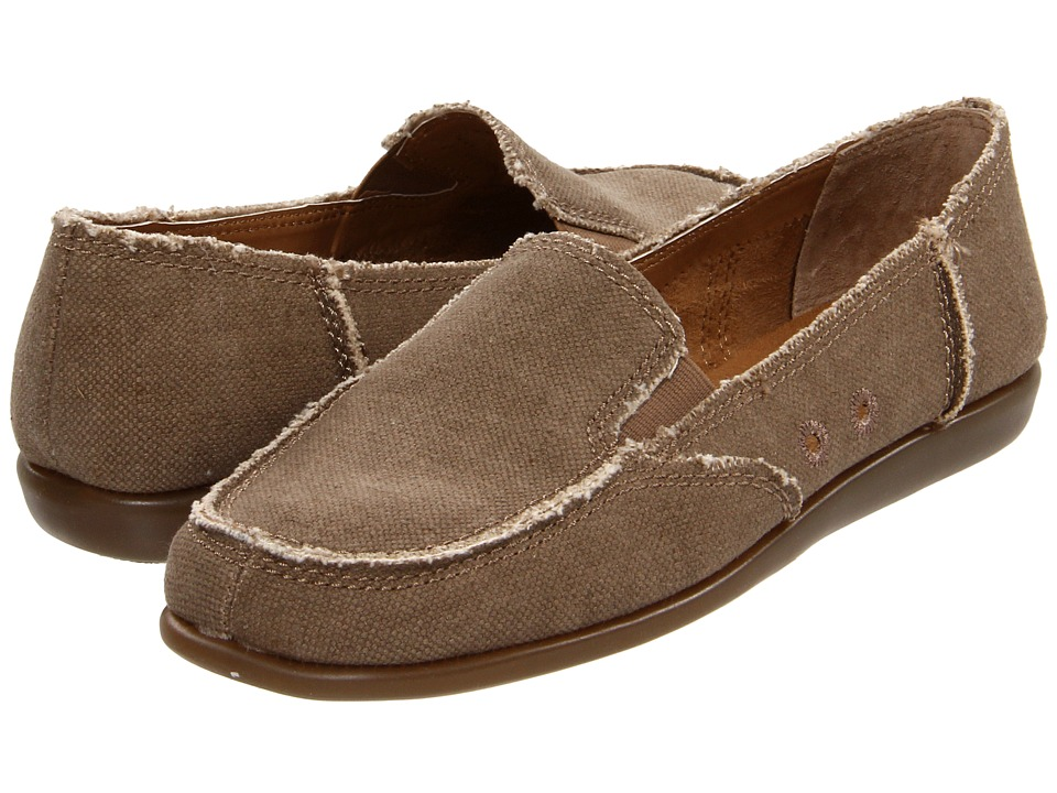 Aerosoles - So Soft (Brown) Women's Slip on Shoes