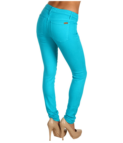 Joe's Jeans - The Skinny Colors in Tile Blue (Tile Blue) Women's Jeans