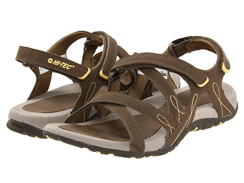 Hi-Tec - Waimea Falls (Light Taupe/Golden Haze) Women's Sandals