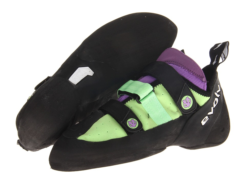 EVOLV - Shaman LV (Mint/Lavender) Climbing Shoes