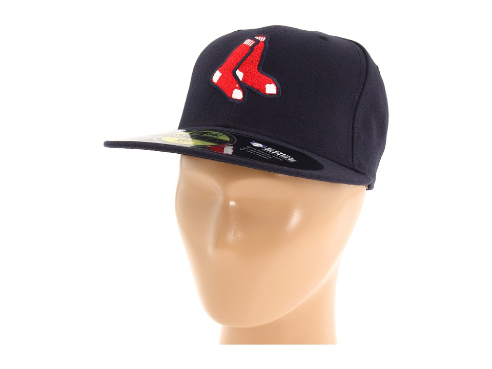 New Era - Authentic Collection 59FIFTY - Boston Red Sox (Alternate 1) Baseball Caps