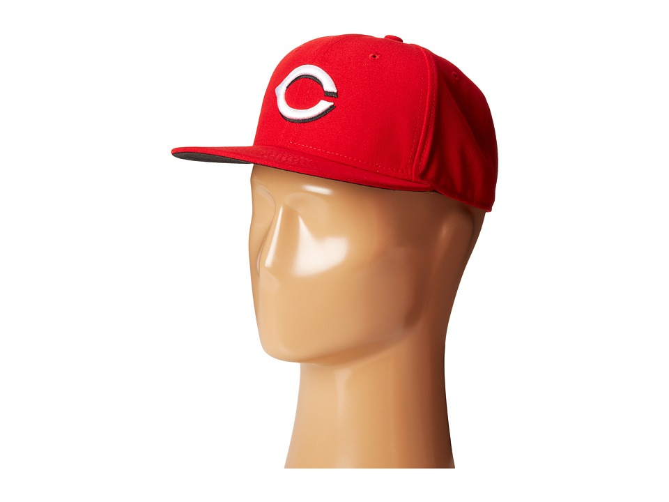 New Era - Authentic Collection 59Fifty - Cincinnati Reds (Home/Road) Baseball Caps