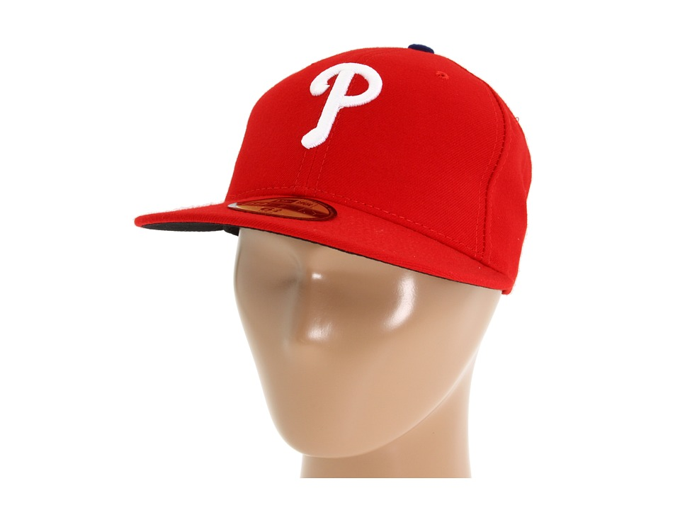 New Era - Authentic Collection 59FIFTY - Philadelphia Phillies (Home/Road) Baseball Caps