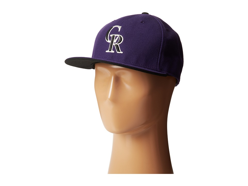 New Era - Authentic Collection 59Fifty - Colorado Rockies (Alternate 2) Baseball Caps