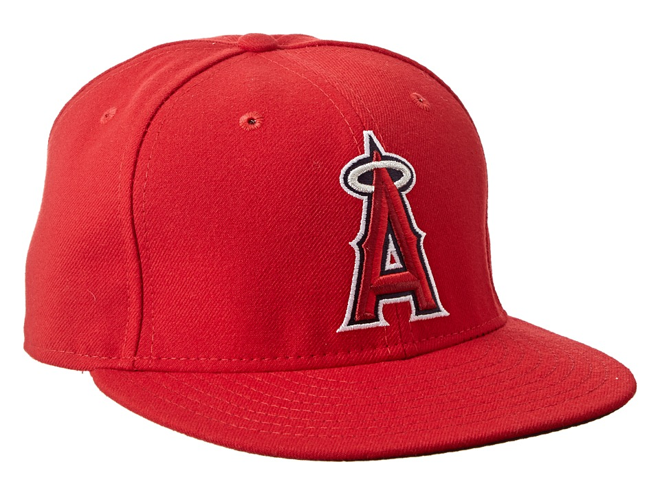 New Era - Authentic Collection 59FIFTY - Los Angeles Angels of Anaheim (Home/Road) Baseball Caps