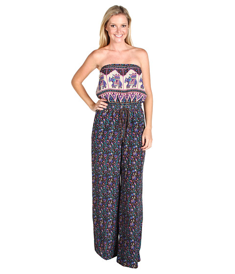 Winter Kate - Meela Romper (Print 107A) Women