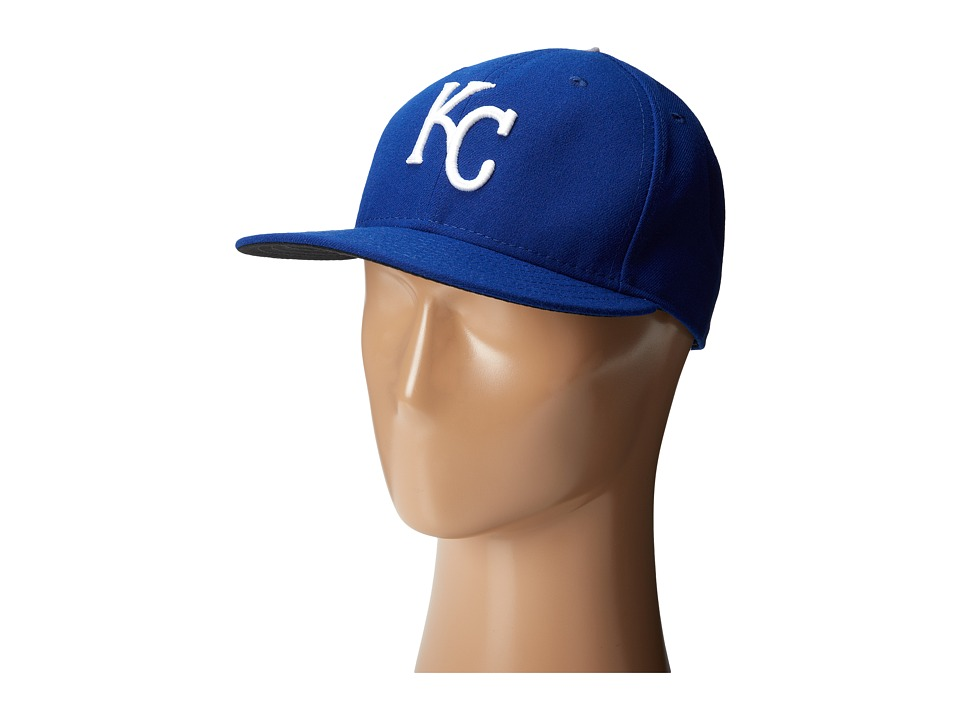 New Era - Authentic Collection 59Fifty - Kansas City Royals (Home/Road) Baseball Caps