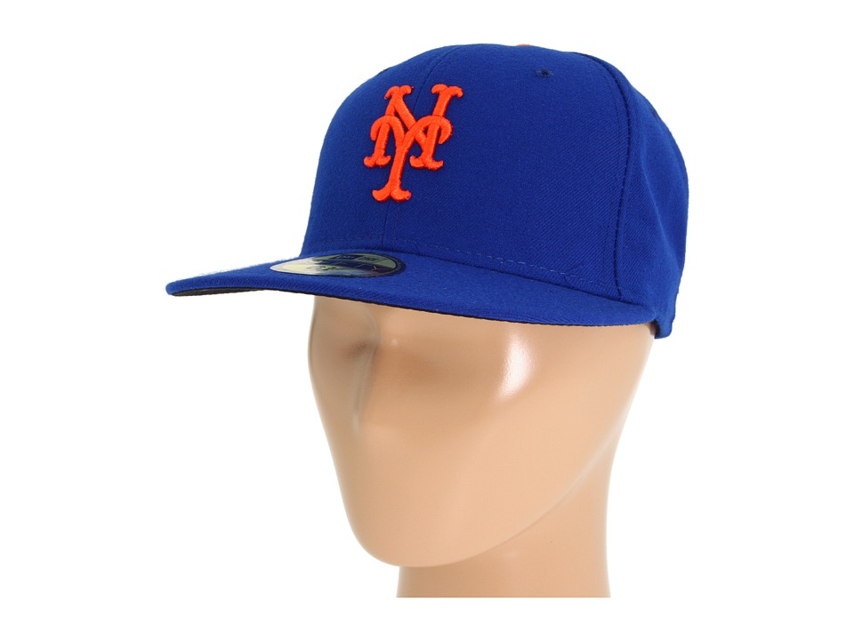 New Era - Authentic Collection 59FIFTY - New York Mets (Home) Baseball Caps