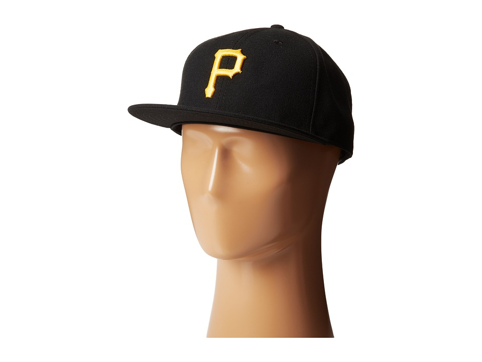 New Era - Authentic Collection 59Fifty - Pittsburgh Pirates (Home/Road) Baseball Caps