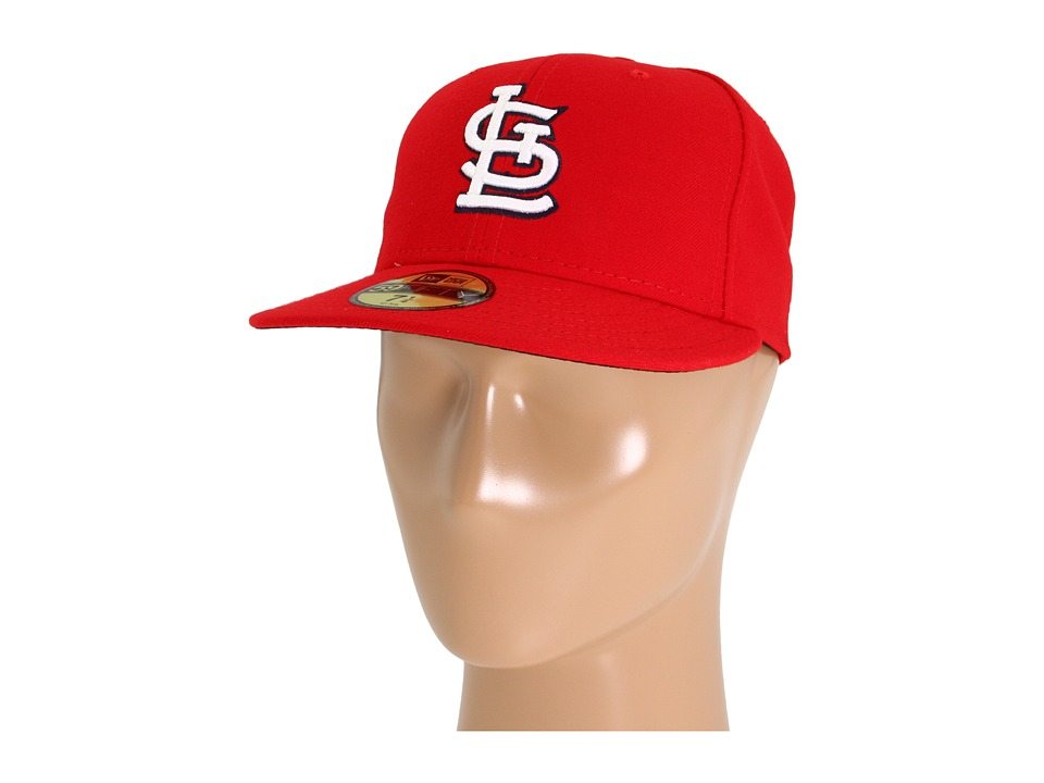 New Era - Authentic Collection 59FIFTY - St. Louis Cardinals (Home) Baseball Caps
