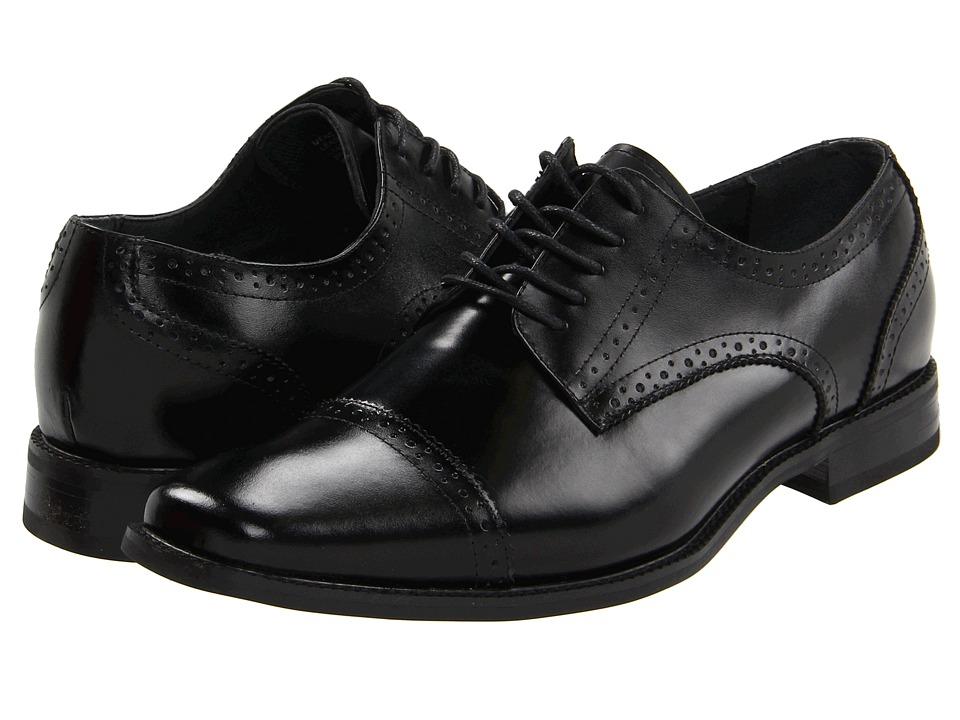 Stacy Adams - Delmont (Black) Men's Shoes