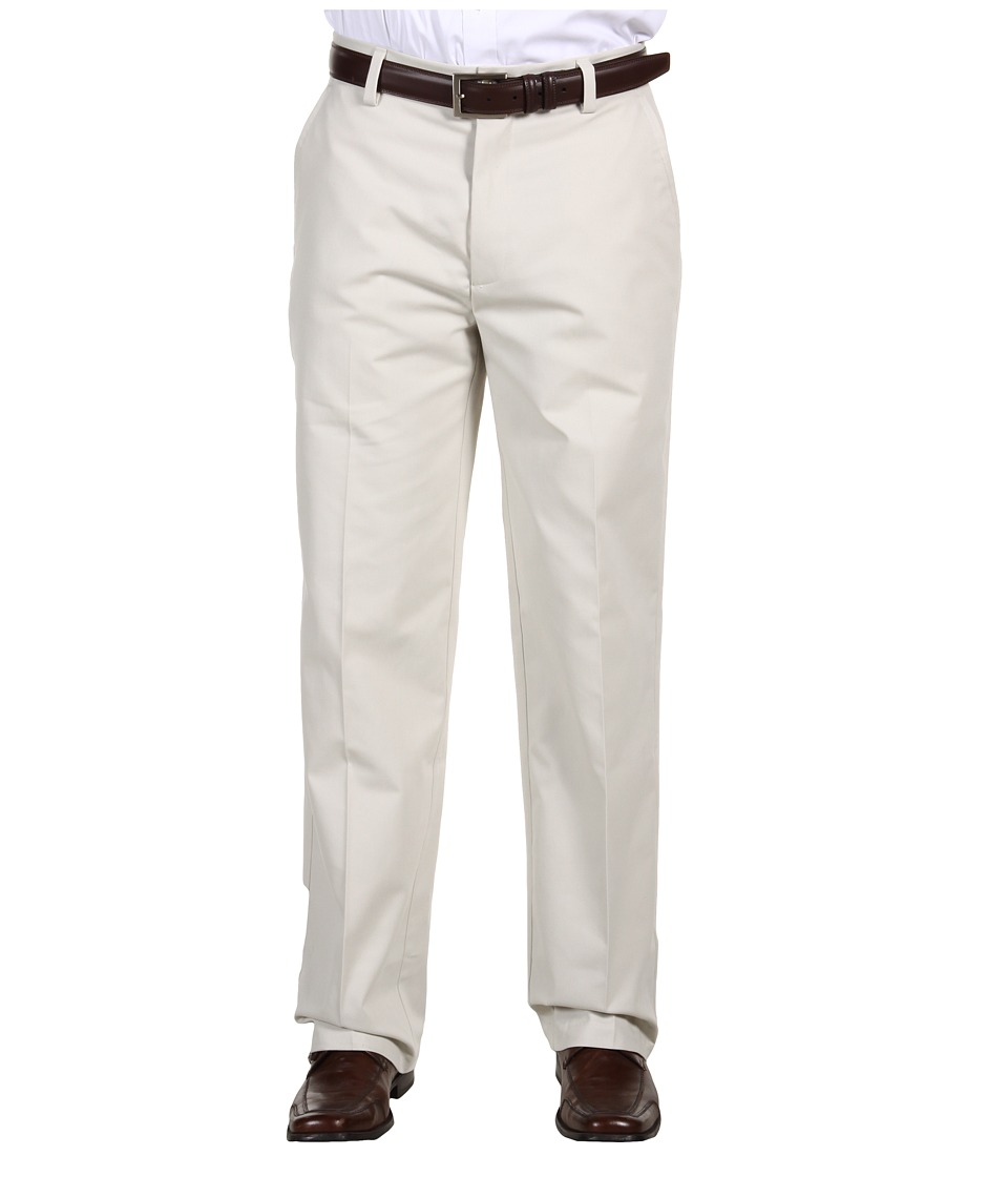 Dockers Men's - Easy Khaki D3 Classic Fit Flat Front (Marble) Men's Casual Pants