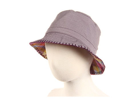 San Diego Hat Company Kids - CTK3296 Reversible Bucket Hat (Toddler/Little Kids) (Lavender) Bucket Caps