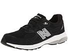 New Balance Kids KJ990G (Big Kid) (Black)