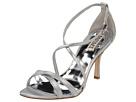 Badgley Mischka - Walda (Silver/Silver) - Footwear