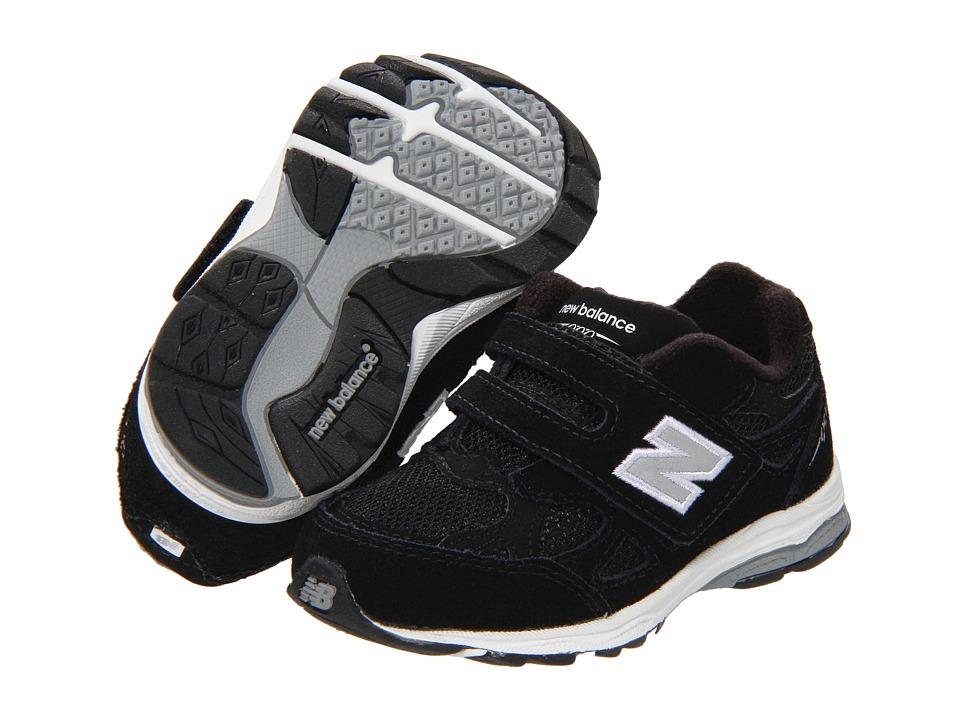 New Balance Kids - KV990I (Infant/Toddler) (Black) Kids Shoes