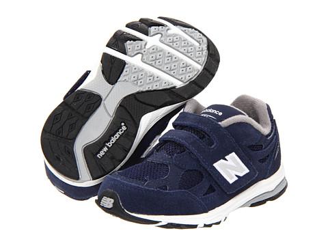New Balance Kids - KV990I (Infant/Toddler) (Navy) Kids Shoes