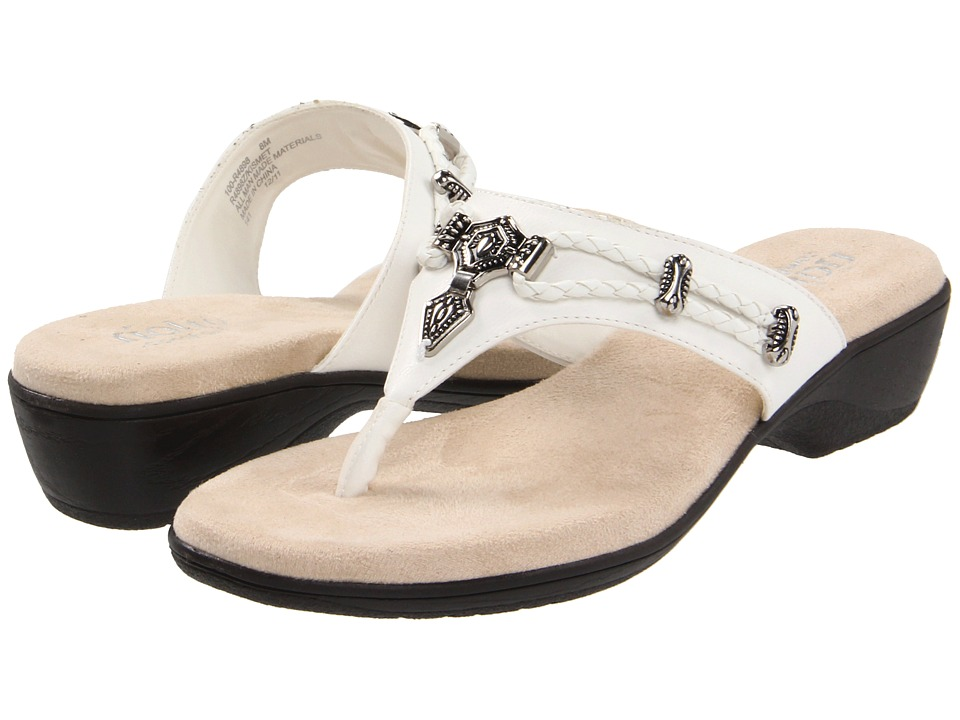 Rialto - Kismet (White) Women's Sandals