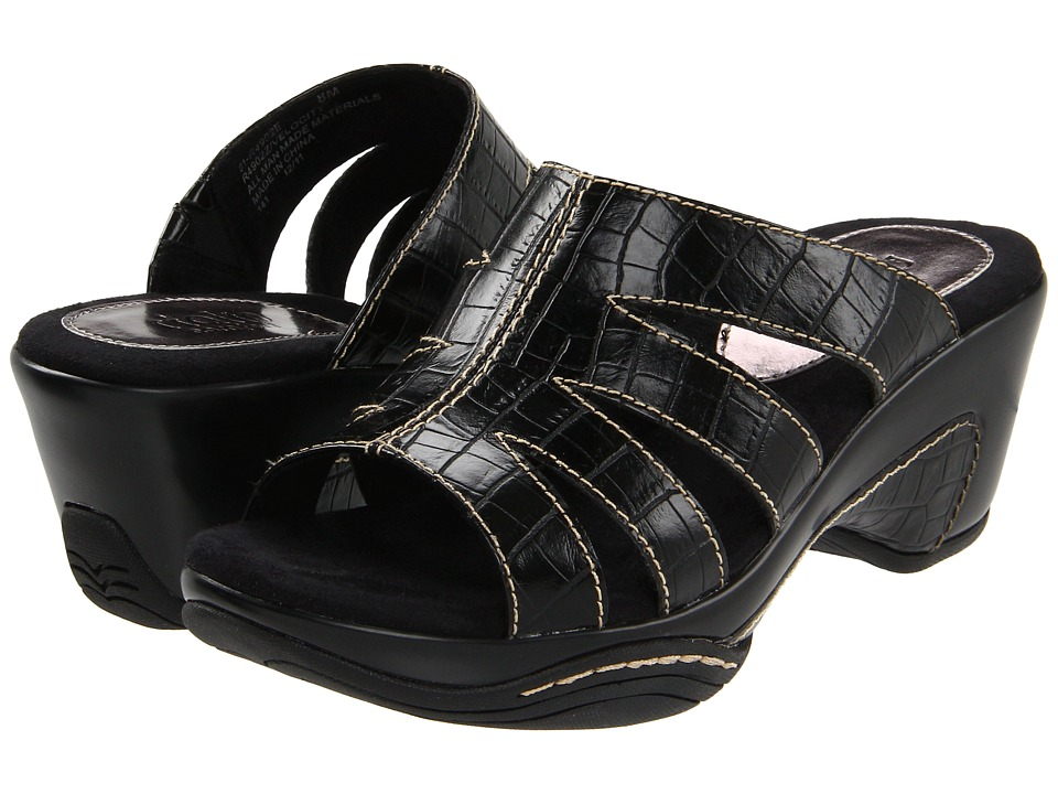 Rialto - Velocity (Black Croco) Women