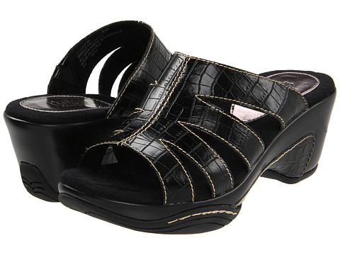 Rialto - Velocity (Black Croco) Women's Sandals