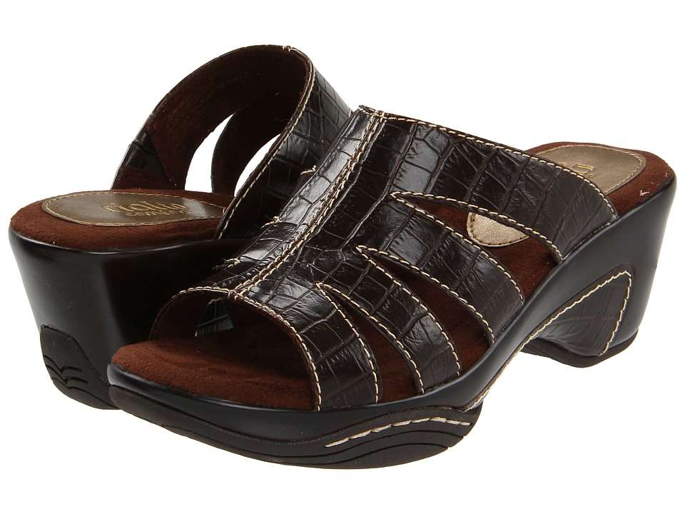 Rialto - Velocity (Brown Croco) Women