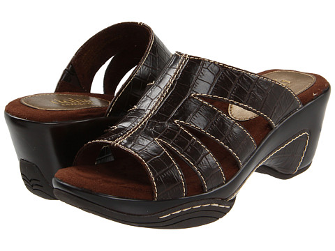 Rialto - Velocity (Brown Croco) Women's Sandals