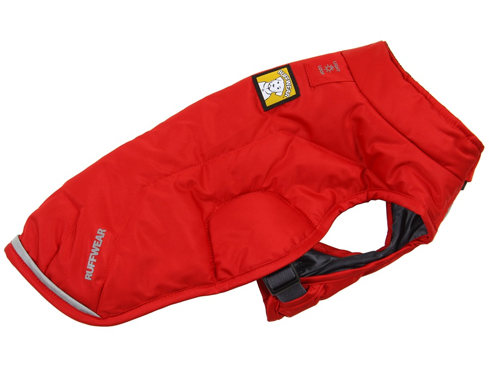 Ruffwear - Quinzee Puffy Jacket (Red Rock) Dog Clothing