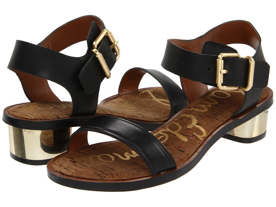 Sam Edelman - Trina (Black) Women's Sandals