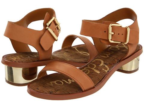 Sam Edelman Trina (Whiskey) Women's Sandals