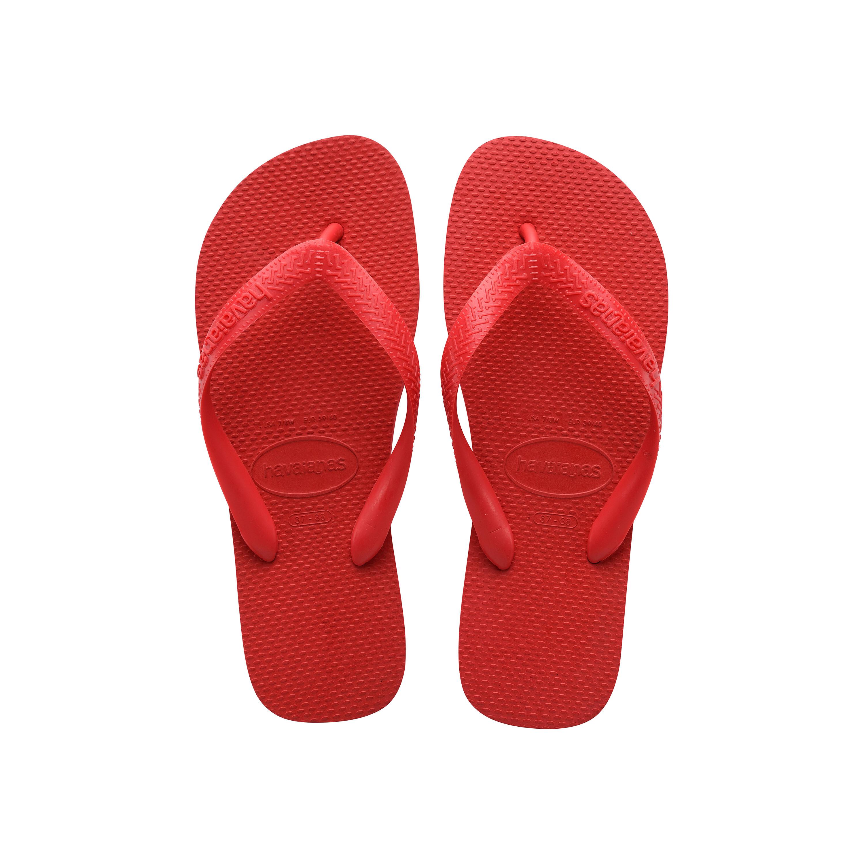 Havaianas - Top Flip Flops (Ruby Red) Men