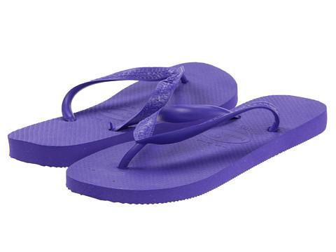Havaianas - Top Flip Flops (Ice Violet) Women