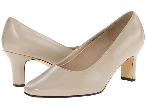 Fitzwell - Vincent Pump (Ermine Leather) High Heels