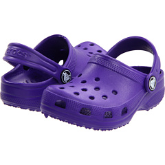SALE! $16.99 - Save $11 on Crocs Kids Classic (Toddler Little Kid) (Ultra Violet) Footwear - 39.30% OFF $27.99