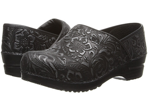 Sanita - Professional Gwenore (Black) Women's Clog Shoes