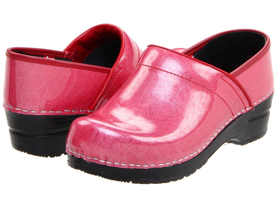 Sanita - Professional Pearl (Pink) Women's Clog Shoes