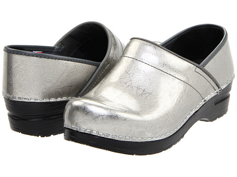Sanita - Professional Pearl (Grey) Women's Clog Shoes