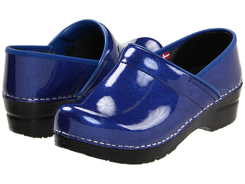 Sanita - Professional Pearl (Blue) Women's Clog Shoes