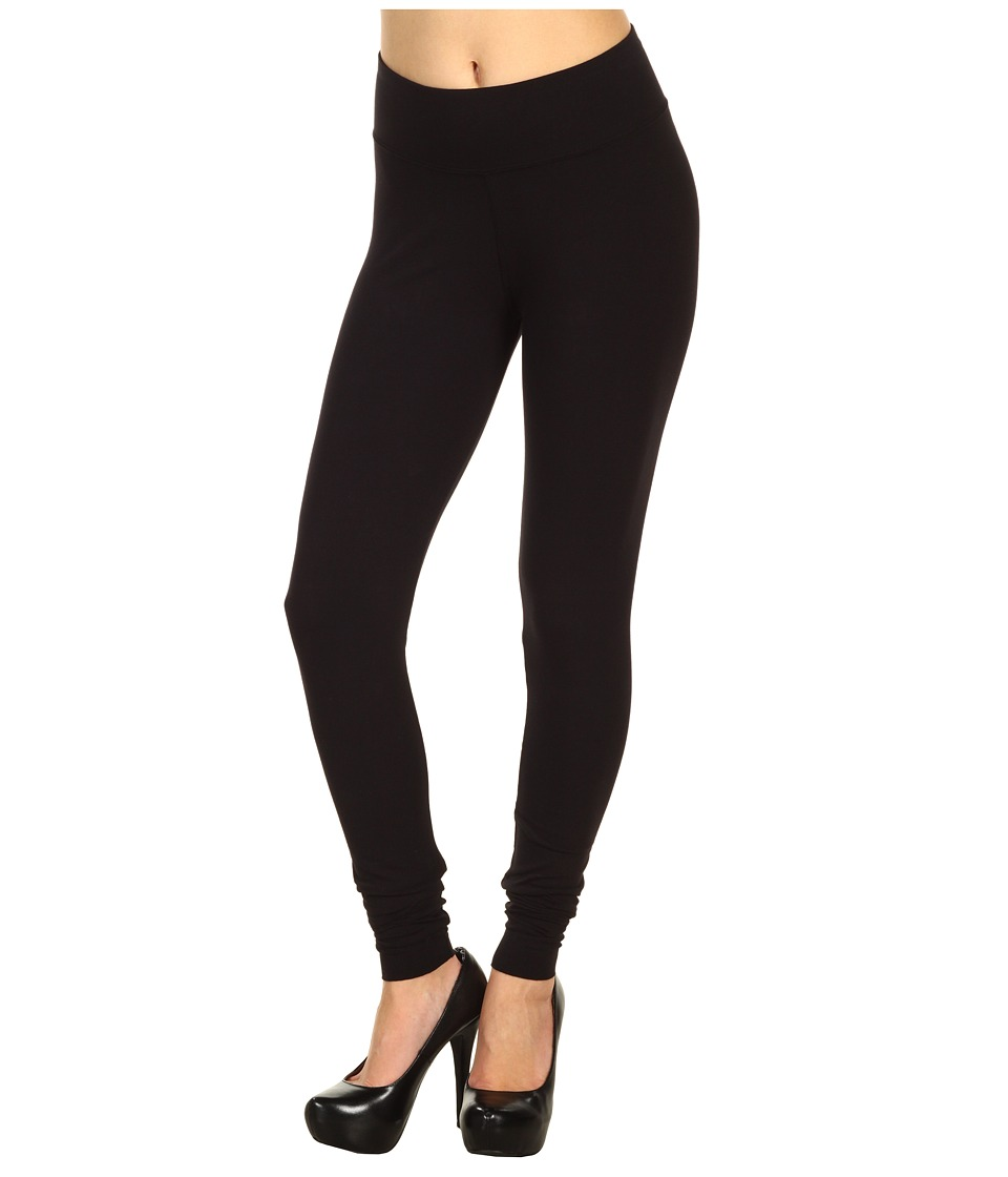kensie - Solid Legging (Black) Women's Casual Pants