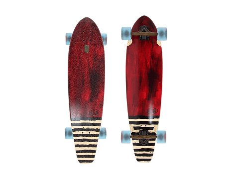 Globe - Arcadia Cruiser (Red) Skateboards Sports Equipment